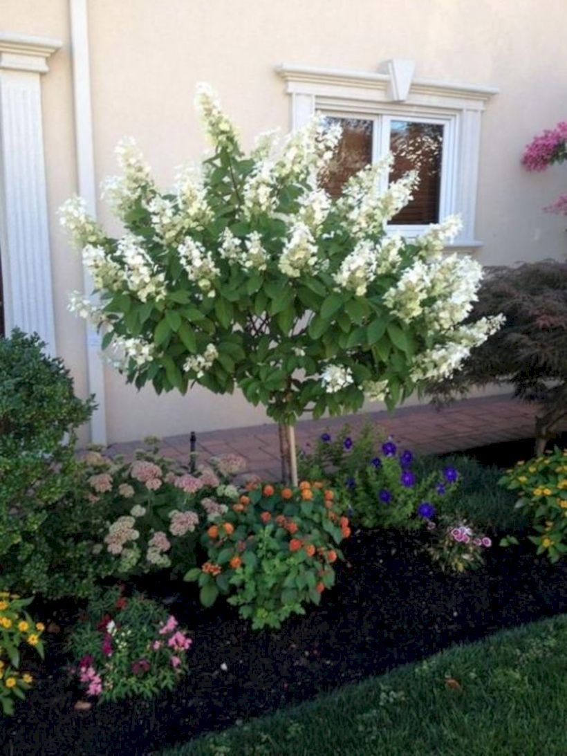 Simple But Beautiful Front Yard Landscaping Ideas 57