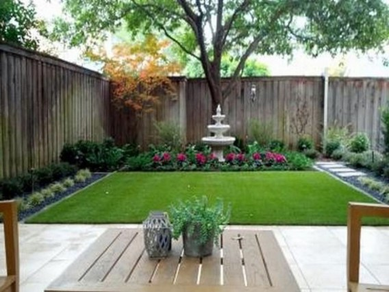 Small Backyard Landscaping Ideas And Design On A Budget 36