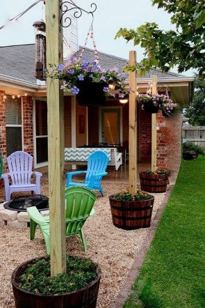 Small Backyard Landscaping Ideas And Design On A Budget 52