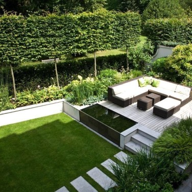Small Garden Design Ideas With Awesome Design 03