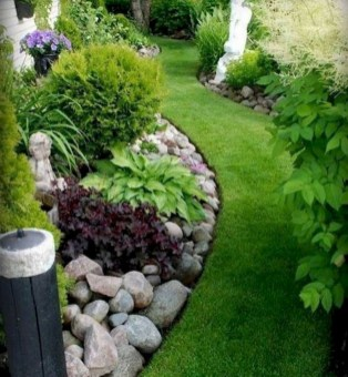 Small Garden Design Ideas With Awesome Design 24