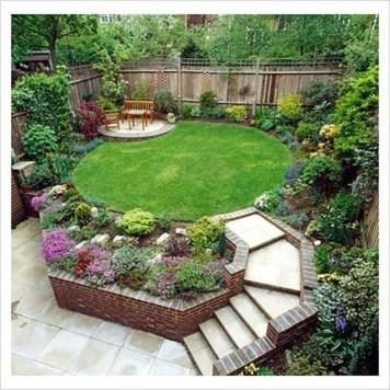 Small Garden Design Ideas With Awesome Design 32