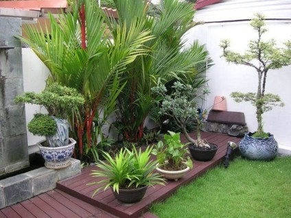 Small Garden Design Ideas With Awesome Design 37