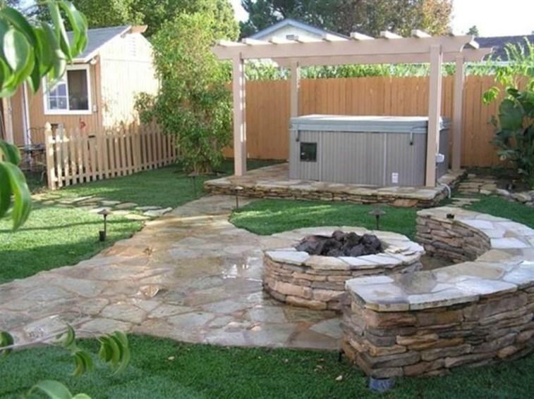 Small Garden Design Ideas With Awesome Design 49