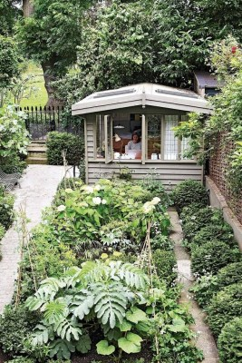 Small Garden Design Ideas With Awesome Design 58