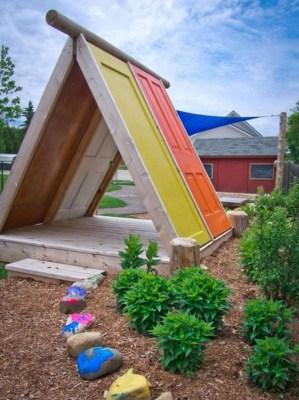 Small Garden Design Ideas With Awesome Design 60