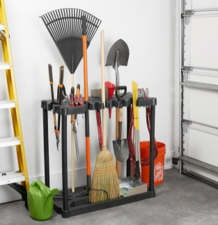 Amazing DIY and Hack Garage Storage Organization 06