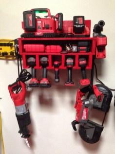 Amazing DIY and Hack Garage Storage Organization 08