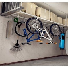 Amazing DIY and Hack Garage Storage Organization 16