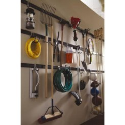 Amazing DIY and Hack Garage Storage Organization 26