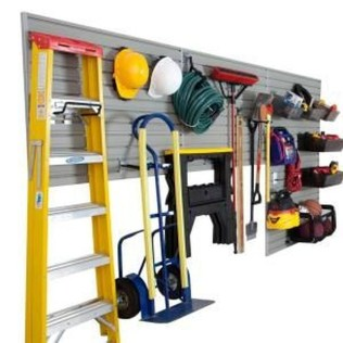 Amazing DIY and Hack Garage Storage Organization 28