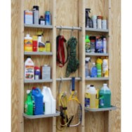 Amazing DIY and Hack Garage Storage Organization 31