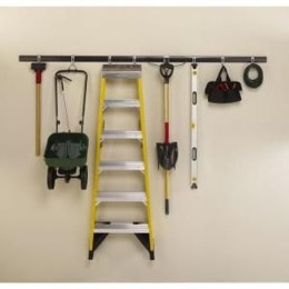 Amazing DIY and Hack Garage Storage Organization 32