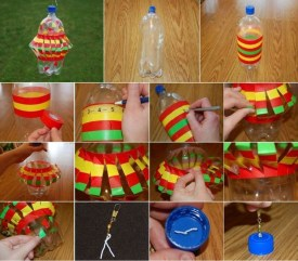 Amazing Ways to Reuse and Recycle Empty Plastic Bottles For Crafts 56