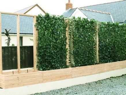 Amazingly Creative Long Planter Ideas for Your Patio 09