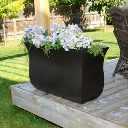 Amazingly Creative Long Planter Ideas for Your Patio 24