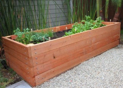 Amazingly Creative Long Planter Ideas for Your Patio 25