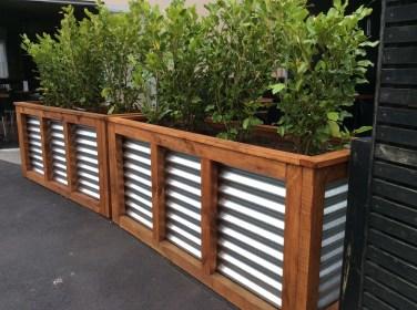 Amazingly Creative Long Planter Ideas for Your Patio 33