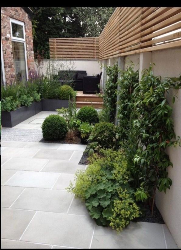 Amazingly Creative Long Planter Ideas for Your Patio 48