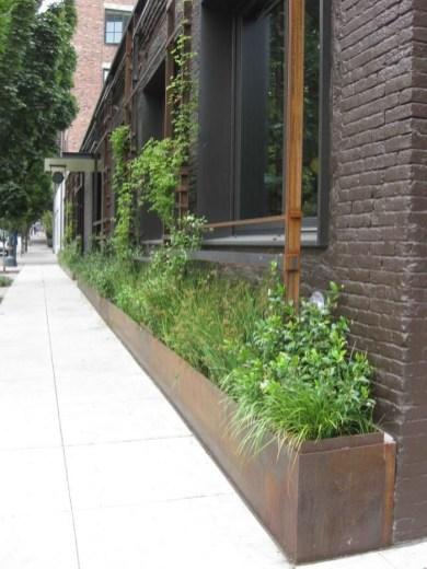 Amazingly Creative Long Planter Ideas for Your Patio 55