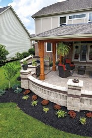 Awesome Backyard Patio Deck Design and Decor Ideas 01
