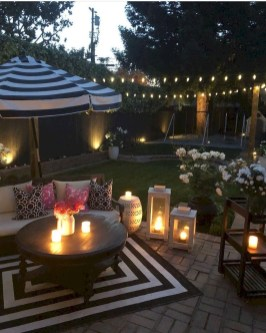 Awesome Backyard Patio Deck Design and Decor Ideas 29