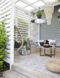 Awesome Backyard Patio Deck Design and Decor Ideas 51