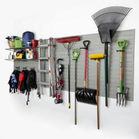 Best DIY Garage Storage with Rack 03