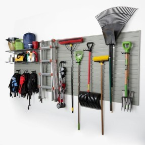 Best DIY Garage Storage with Rack 03