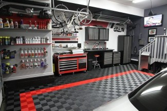 Best DIY Garage Storage with Rack 15
