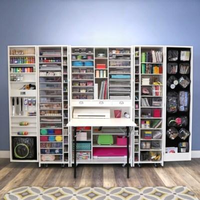 Best DIY Garage Storage with Rack 26