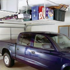 Best DIY Garage Storage with Rack 44
