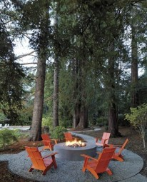 Best Outdoor Fire Pits Decorating Ideas For Spring 06