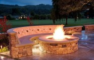 Best Outdoor Fire Pits Decorating Ideas For Spring 10