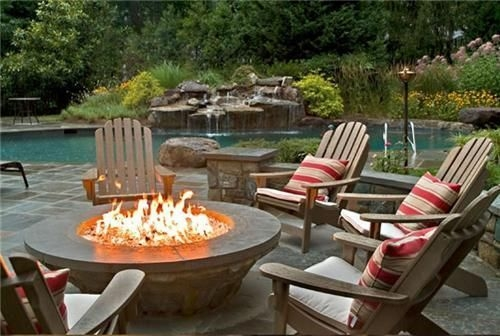 Best Outdoor Fire Pits Decorating Ideas For Spring 39