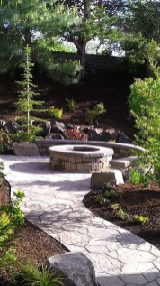 Best Outdoor Fire Pits Decorating Ideas For Spring 47