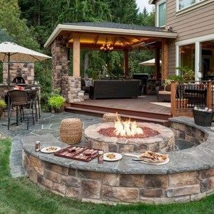 Best Patio Decorating Ideas for Every Style of House 37