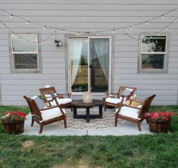 Best Patio Decorating Ideas for Every Style of House 60