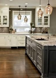 Classy Kitchen Floor Ideas with Hardwood 02