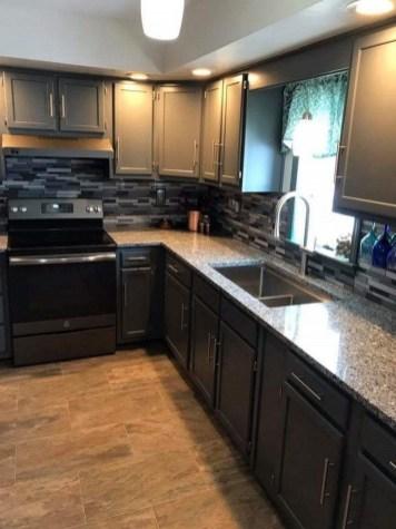 Classy Kitchen Floor Ideas with Hardwood 15