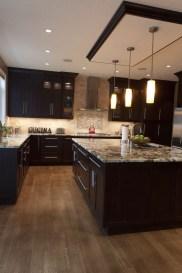 Classy Kitchen Floor Ideas with Hardwood 26