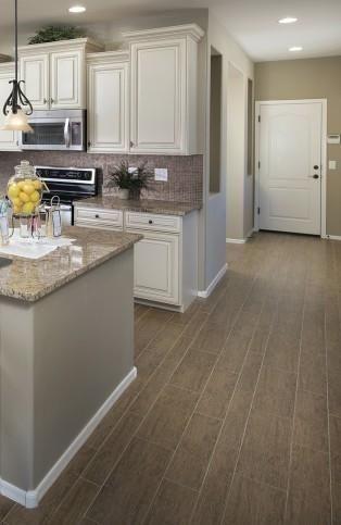 Classy Kitchen Floor Ideas with Hardwood 43