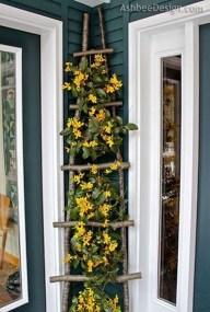 Cool DIY Vertical Garden for Front Porch Ideas 60
