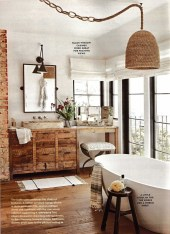 Cool Minimalist Bathroom to Add to Your Dream Home Decor 66