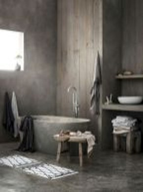 Cool Minimalist Bathroom to Add to Your Dream Home Decor 70