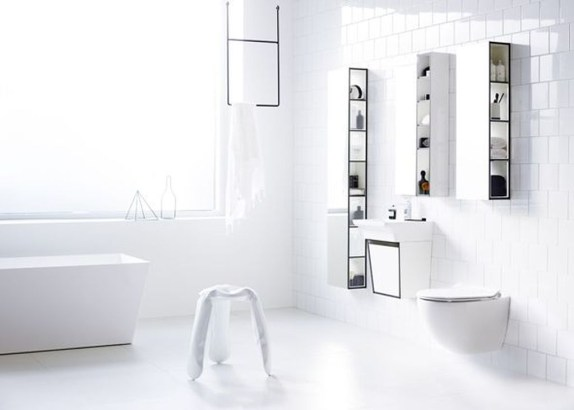 Cool Minimalist Bathroom to Add to Your Dream Home Decor 71