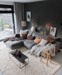 Cozy Scandinavian Living Room Designs Ideas 05