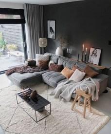 Cozy Scandinavian Living Room Designs Ideas 05