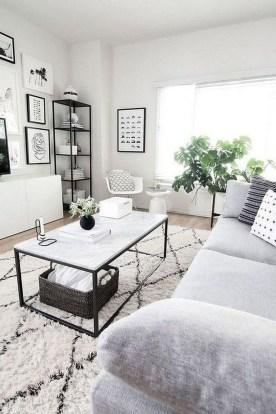 Cozy Scandinavian Living Room Designs Ideas 08