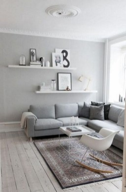 Cozy Scandinavian Living Room Designs Ideas 25